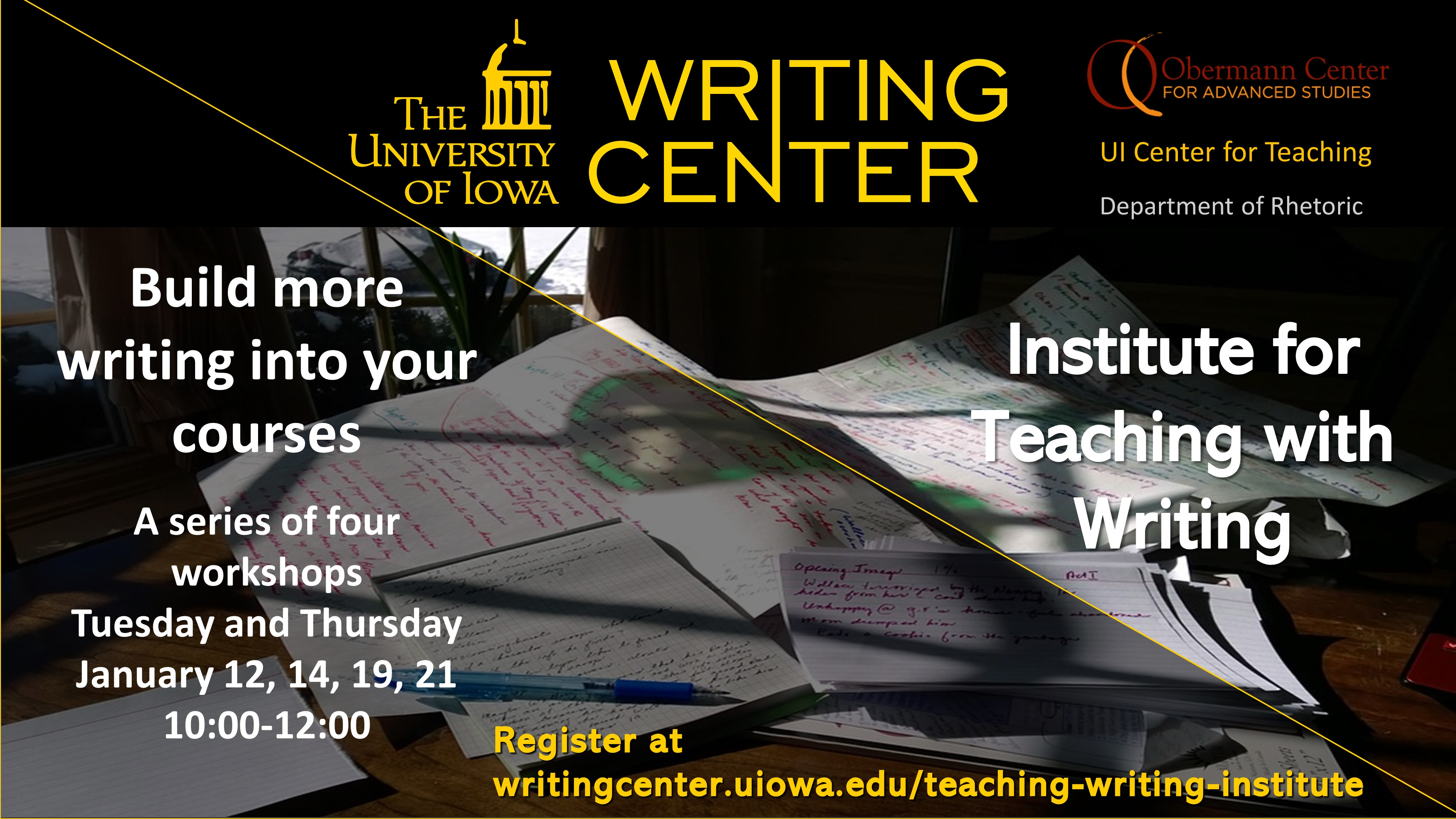 Institute for the Teaching of Writing